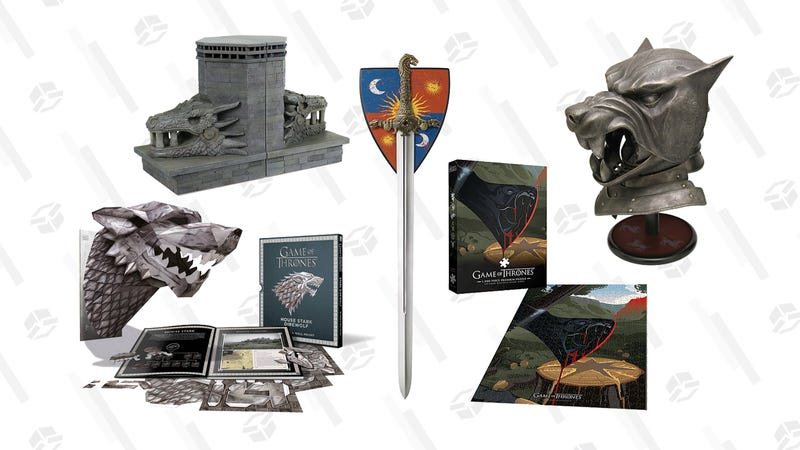 Game of Thrones merchandise sale | ThinkGeek | Use the promo code WINTERISHERE