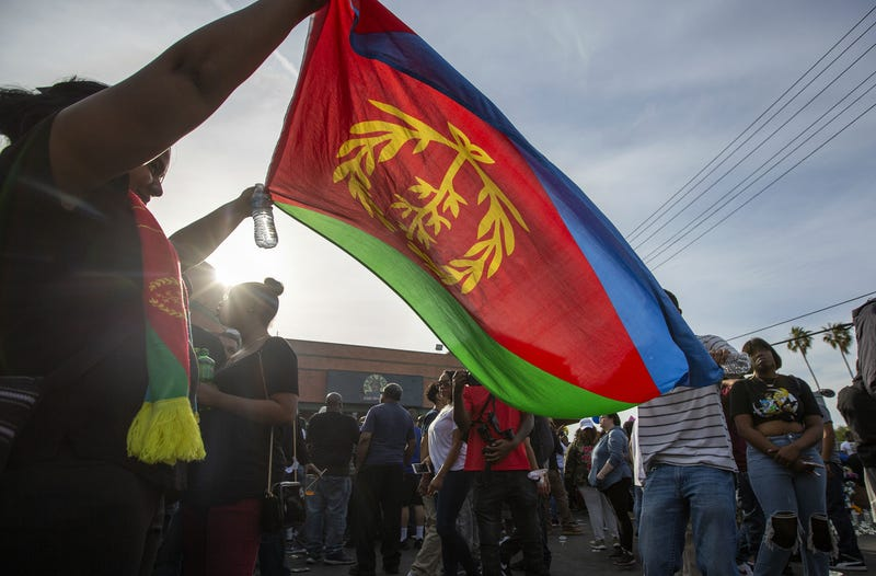 Watch: Nipsey Hussle on Eritrean Pride as Eritreans Mourn Their Own