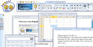 Illustration for article titled Take your work to the web with Peepel online office suite