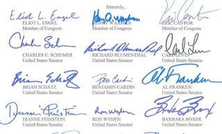 Illustration for article titled Amerikai szenátoroknak nem tetszik a megszállási emlékmű