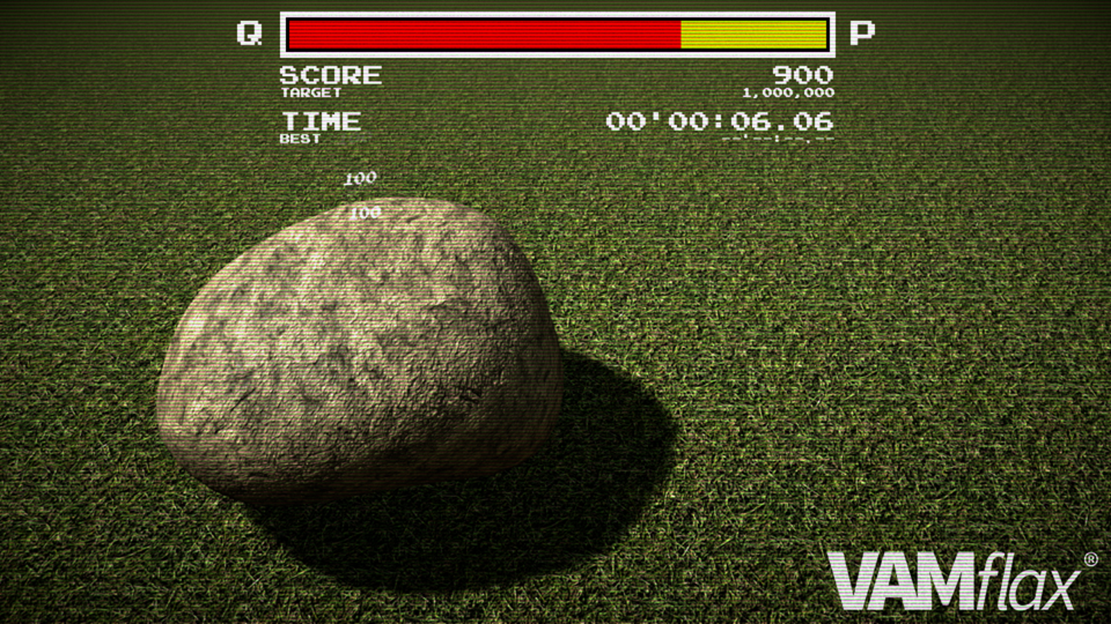 A Rock Simulator Game You Can Play, But It'll Hurt You