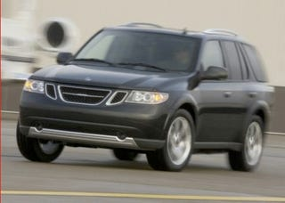 GM Introduces Saab 9-7x Aero; Gets Bigger V8, Still Not Swedish