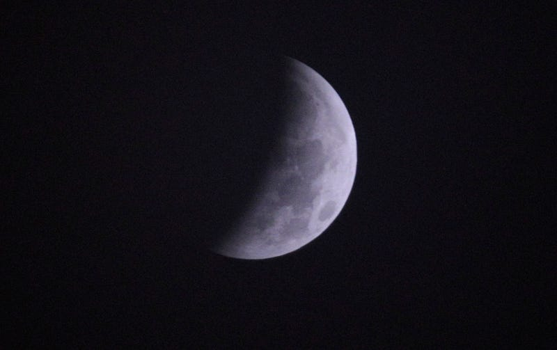 Eclipse lunar. AP