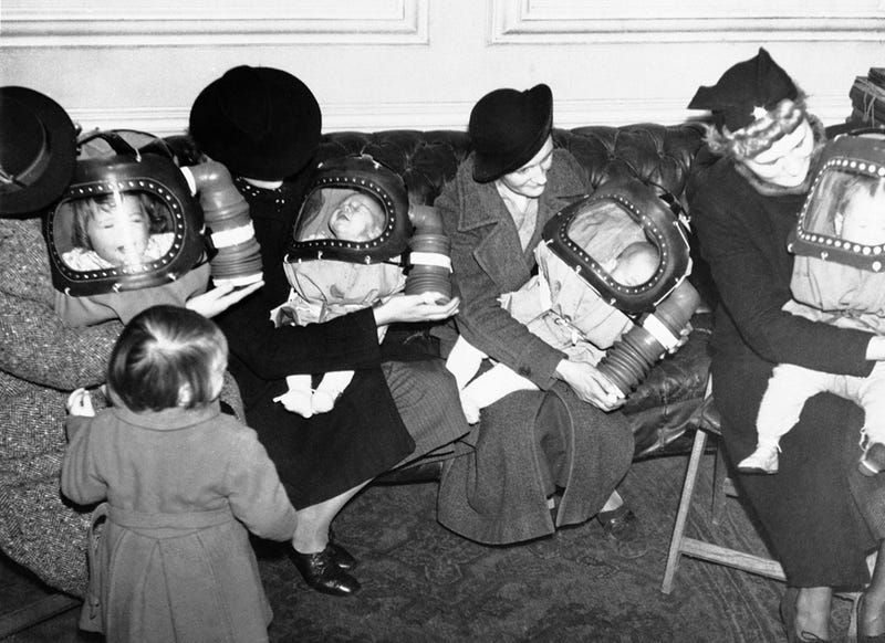 Illustration for article titled No, These Baby Helmets Are Not Protecting the World's First Tiny Astronauts