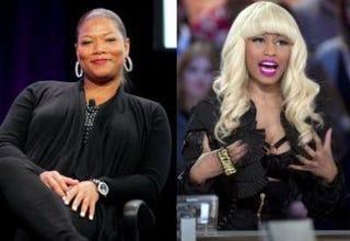 Queen Latifah; Nicki Minaj