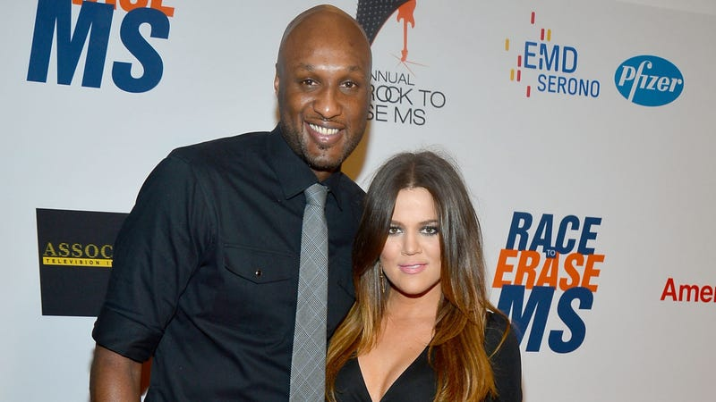 Illustration for article titled Lamar Odom 'On His Last Leg' As Khloe Prepares 'For the Worst'