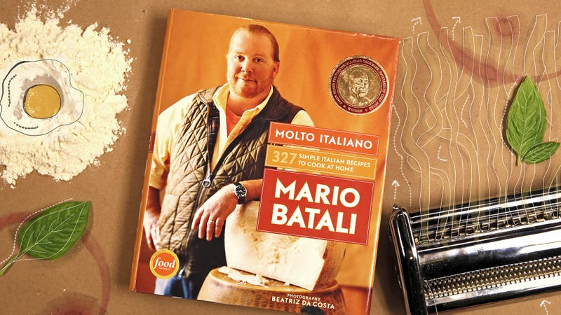 Illustration for article titled What should I do with my Mario Batali cookbooks now?