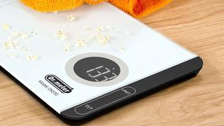 Báscula de Dr. Meter para la cocina  $9   Amazon   Usa el código IZ8RENMP