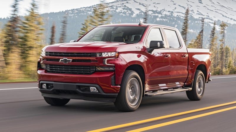 2020 Chevy Silverado Diesel Scores 33 MPG Highway, Becomes ...