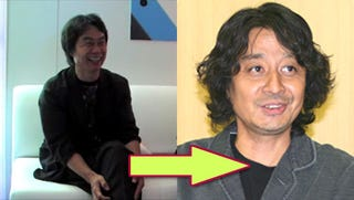 Illustration for article titled The Great Chain Interview, Part 1: Miyamoto Questions Metroid Director