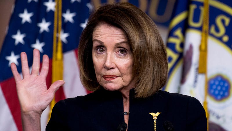 Illustration for article titled Pelosi Concerned Outspoken Progressive Flank Of Party Could Harm Democrats' Reputation As Ineffectual Cowards