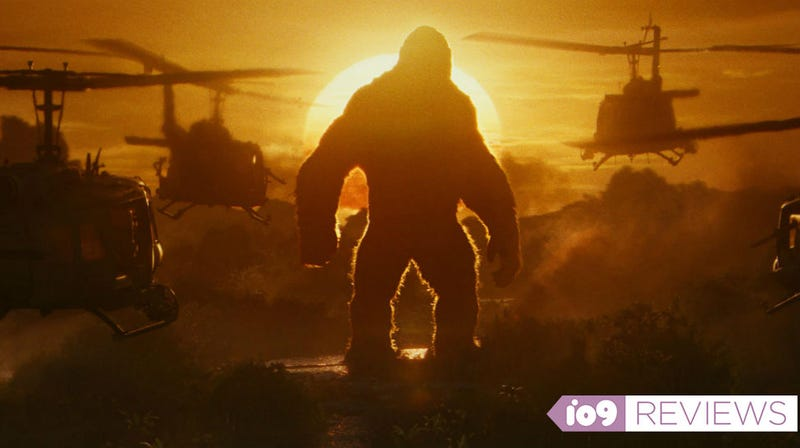 The majesty of Kong in Kong: Skull Island. All Images: Warner Bros.