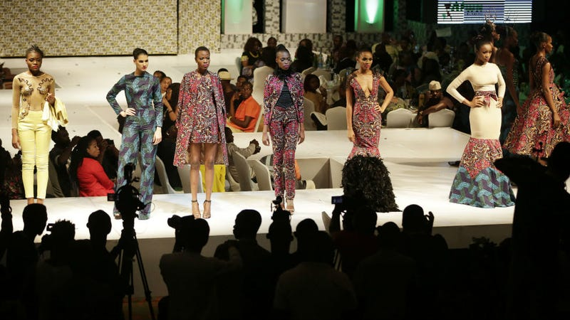 Illustration for article titled Nigeria Fashion Week: Pretty Prints and Patterns for All Occasions