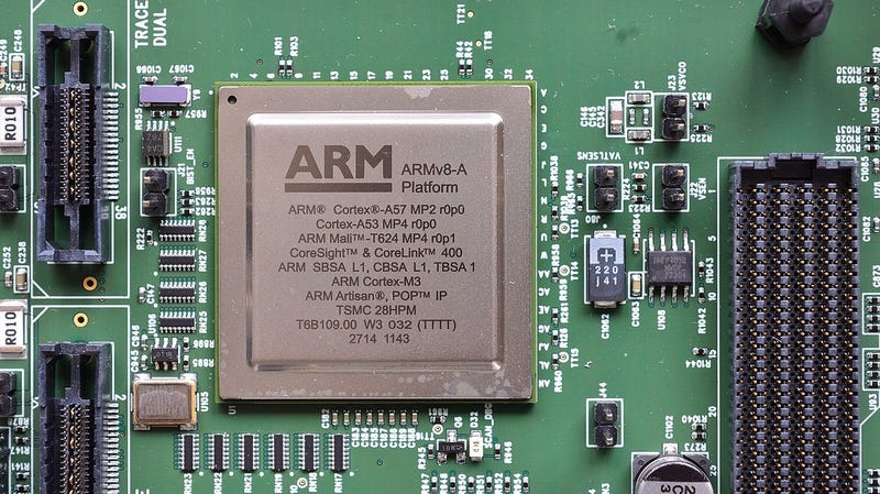 ARM Takes Down Website Attacking Open-Source Rival, RISC-V