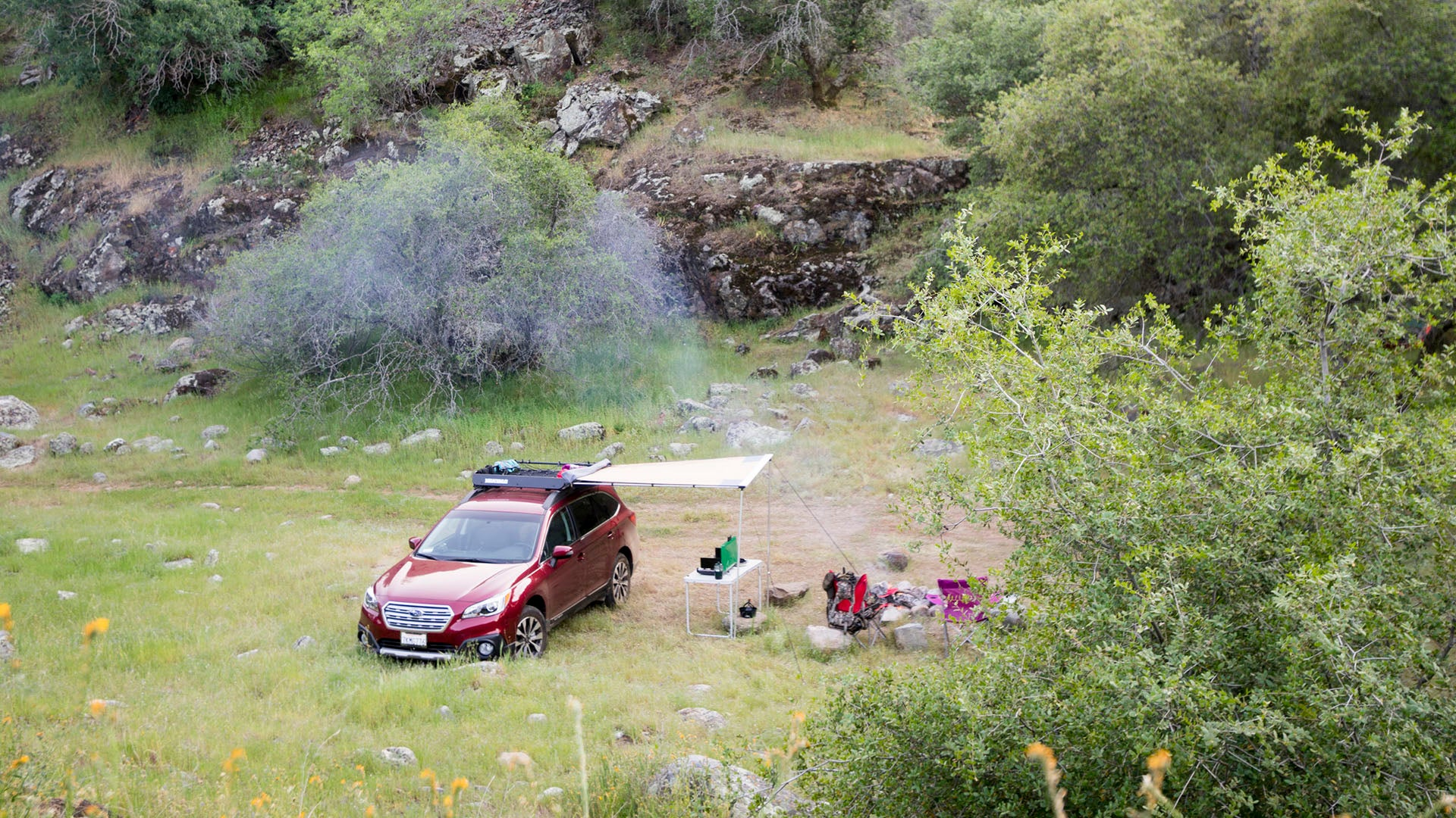 & How I Turned My Subaru Outback Into a Real Adventuremobile