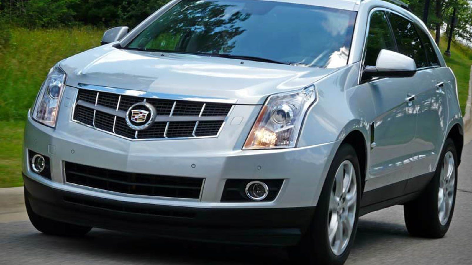 2010 Cadillac Srx  Part One