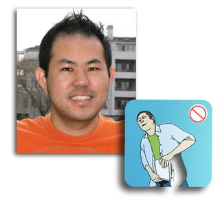 Illustration for article titled Gizmodo's Jason Chen Parlays Fame Into Adoration, Fends Off Lustful Fans