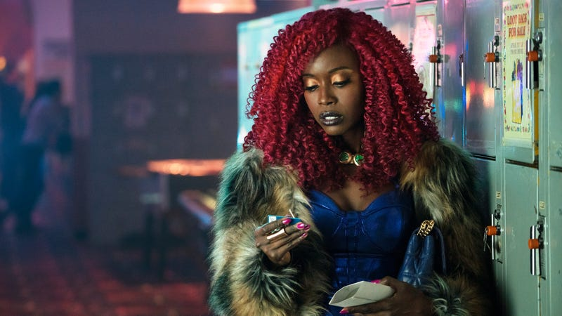 Anna Diop as Kory Anders.