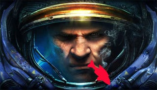 Illustration for article titled South Korean StarCraft II Censored To Shake Adults Only Stigma