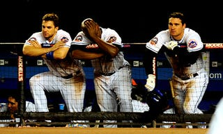 Illustration for article titled The Mets Take One Step Closer To Inevitable Implosion