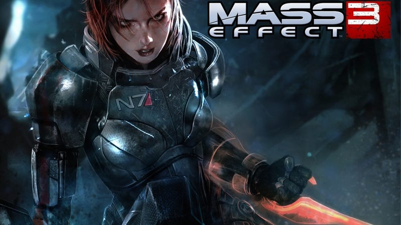 Illustration for article titled What's Mass Effect 3 Mobile?