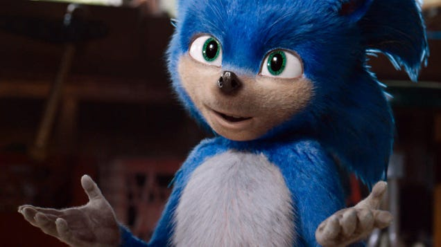 If You Didn t Like the Sonic the Hedgehog Trailer, Try This Terrifyingly Surreal One Instead
