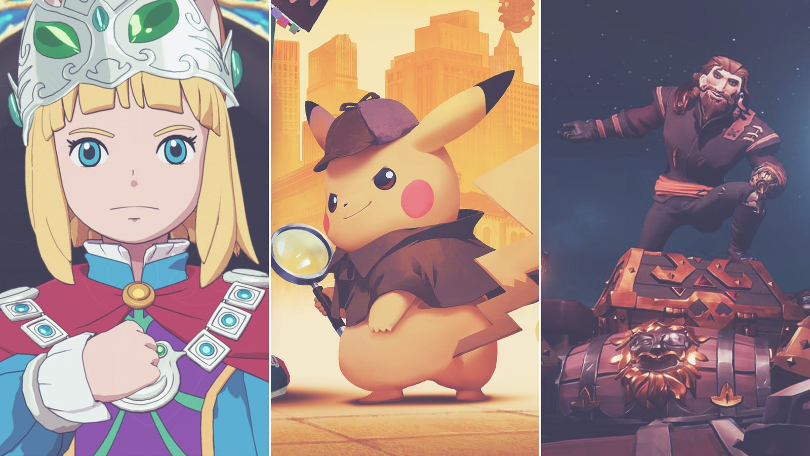 From hellish horror to talking Pikachus: 11 games to look