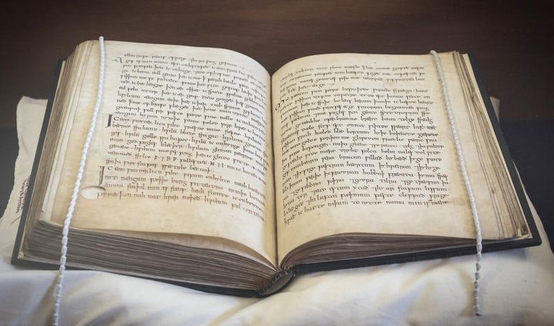 Illustration for article titled Uno de los libros originales más irremplazables de la historia se usó como tabla de cortar (entre otras cosas)