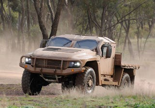 Thales Hawkei for the Australian Army