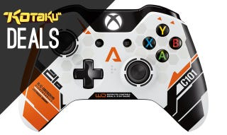 Illustration for article titled That Limited Edition Titanfall Controller Is Up For Pre-Order