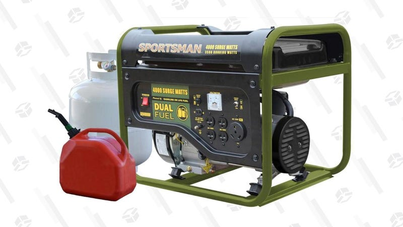 Up to 50% Off Select Generators, Log Splitters, and Augers | Home Depot