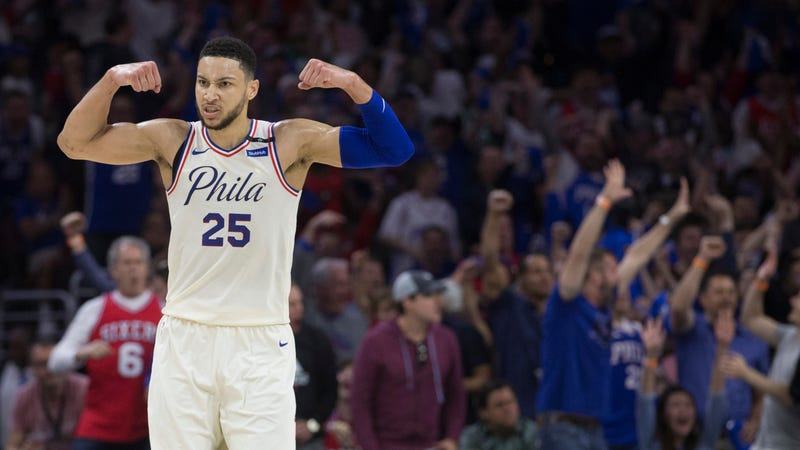 Illustration for article titled You Check Ben Simmons The Same Way You Defend A Campsite