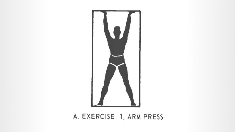 Image via FM 21-20 Physical Readiness Training.  sc 1 st  Lifehacker & Six Isometric Exercises You Can Do in a Door Frame