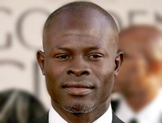 Illustration for article titled Djimon Hounsou To Play Every African In The World