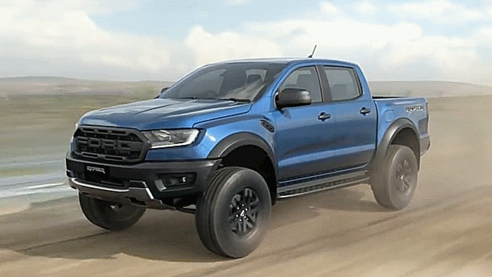 Ford Raptor Inside >> See Inside The 2019 Ford Ranger Raptor With This Cool Cutaway