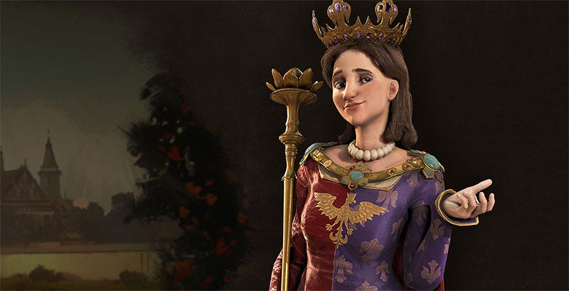 Illustration for article titled Civilization VI Gets Big Updates, New Civ
