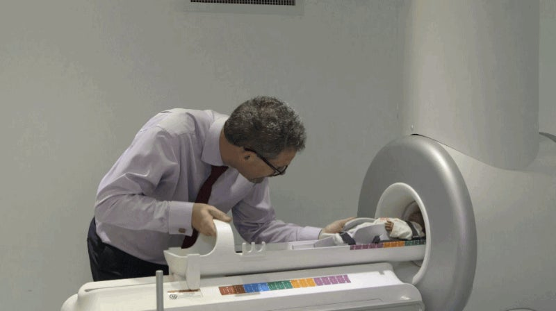 This Mini Mri Scanner For Newborns Is Ridiculously Cute