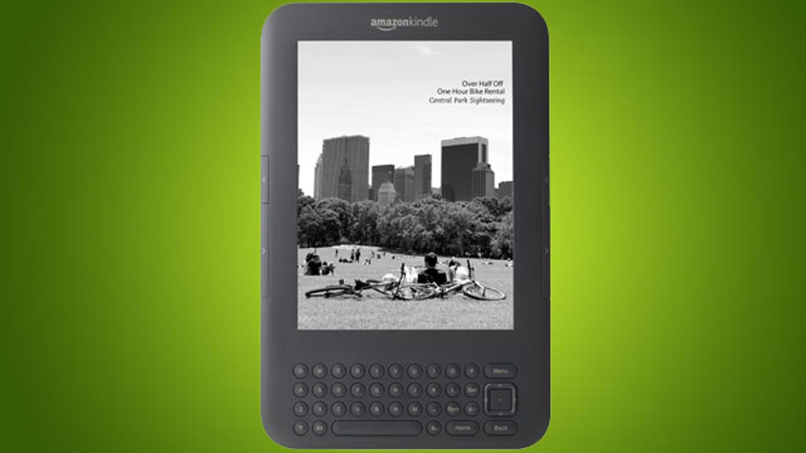 AmazonLocal Deals Coming Soon to Your Kindle with Special Offers