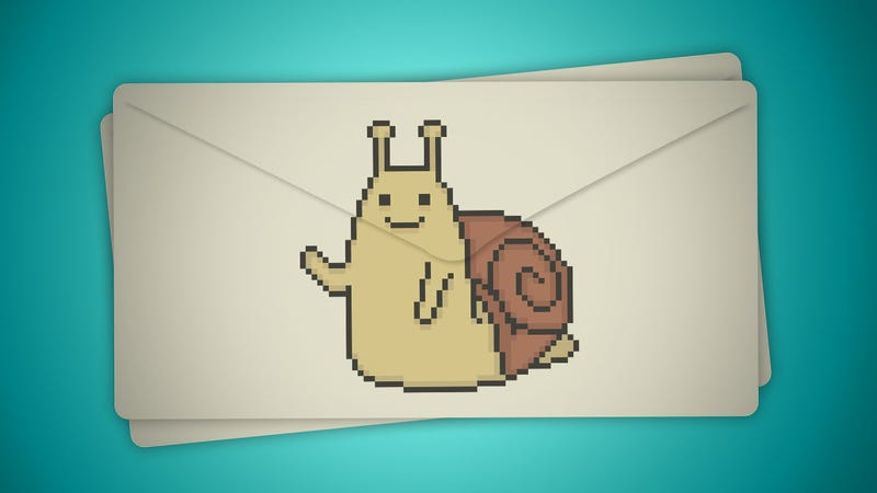 Illustration for article titled How to Make Your Snail Mail Work More Like Email