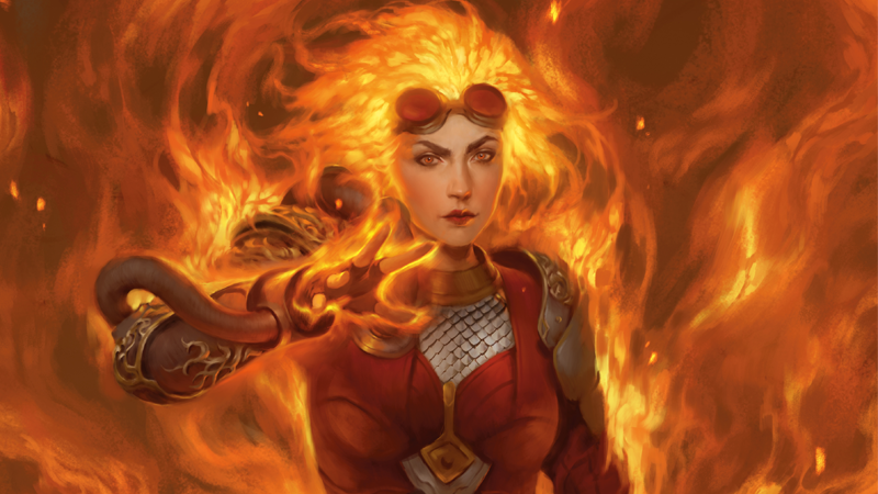 Chandra brings the heat, because that's what Chandra does.