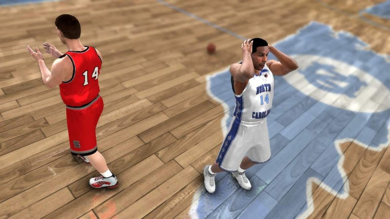 Illustration for article titled College Basketball is Officially Dead to Video Games