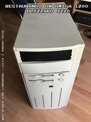 Illustration for article titled Restaurando un Amiga 1200 + Blizzard 1220