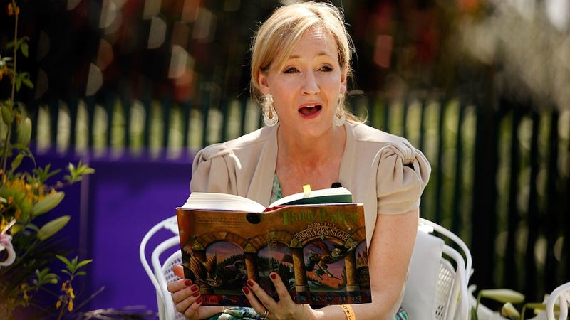 Illustration for article titled J.K. Rowling Is Writing Yet Another Mystery Novel Under a Pseudonym