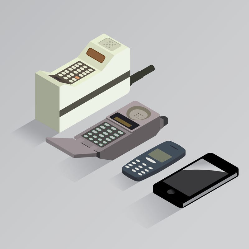 Illustration for article titled What Was Your First Smartphone?