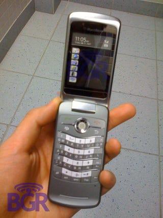 Illustration for article titled Kickstart: First Blackberry Flip Phone Needs a Kick in the Design Pants