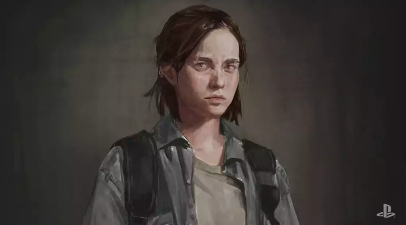 Concept art for The Last of Us 2.