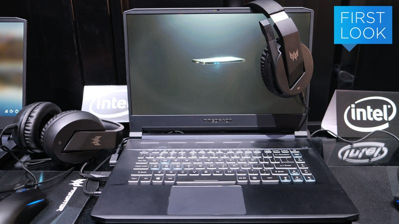 The Acer Predator Triton 500 has a 300Hz refresh rate and costs more than my rent.