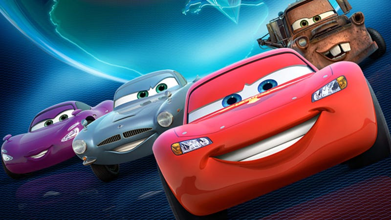 Cars 2 Does Not, In Fact, Suck