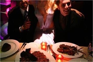 Illustration for article titled New York Strip Clubs Full of Tasty Meat