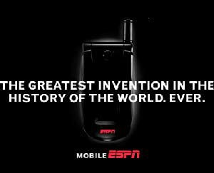 Illustration for article titled ESPN Mobile Will Outlive Us All